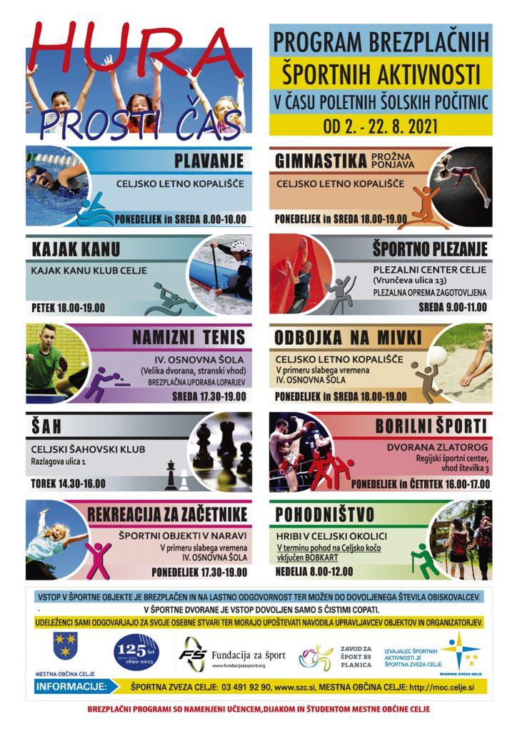 HURA PROSTI CAS A4