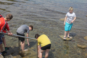 1 Iskanje morskih prebivalcev